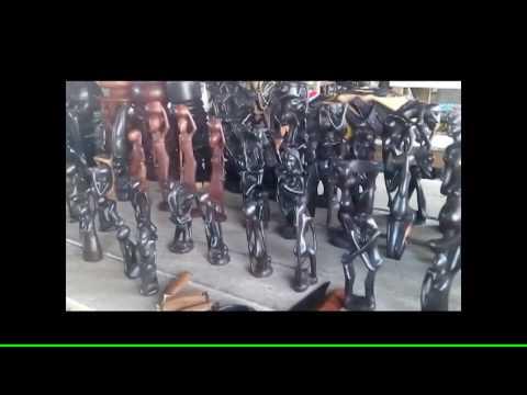 Visit Bagamoyo Art Market