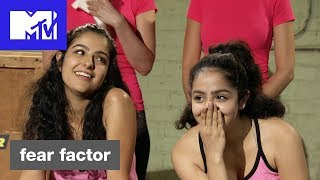 'Caged Crawling Critters' Official Sneak Peek | Fear Factor Hosted by Ludacris | MTV