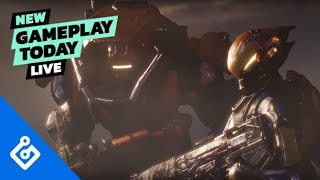 Anthem – New Gameplay Today Live