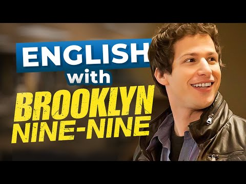 Learn English With Brooklyn 99 [Intermediate Level]