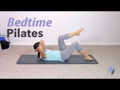 Evening Pilates Workout | Bedtime Pilates