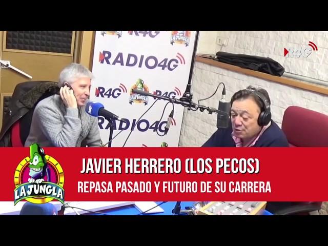 Javier de Pecos con José Antonio Abellán en