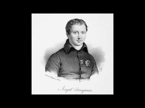 Les Frères De Napoléon Ier : 1/4 - Joseph Bonaparte (1768-1844)