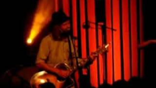 Jon Foreman--The Cure for the Pain/Your Love is Strong Live