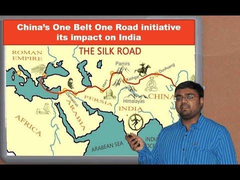 chinas one belt one road initiative