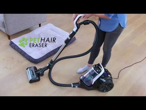 Overview | BISSELL® Pet Hair Eraser® Premium Canister Vacuum