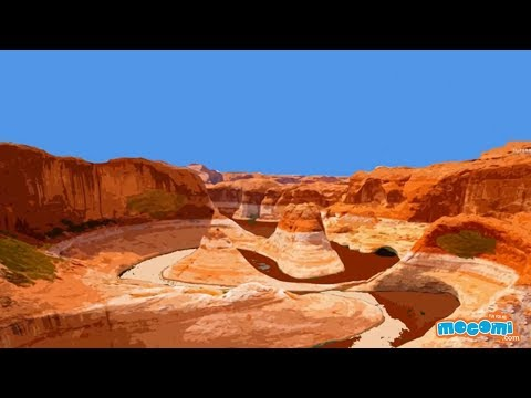 Grand Canyon National Park in Arizona - Fun Facts for Kids | Educational Videos by Mocomi