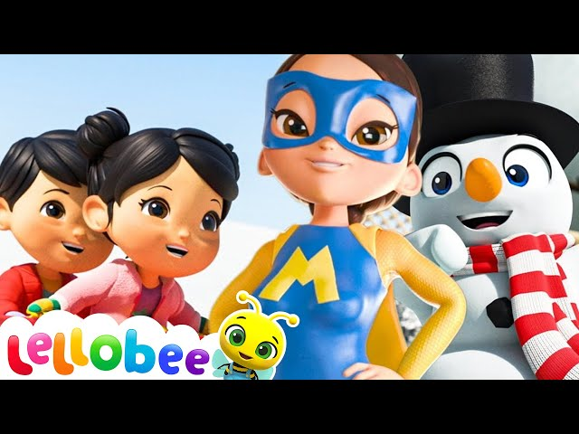 Super Mom Song - Christmas Songs for Kids | Nursery Rhymes | ABCs and 123s | Little Baby Bum