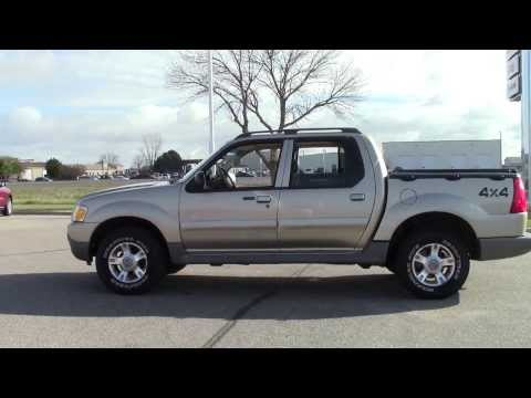 Ford Sport Trac Bed Versitility | Doovi
