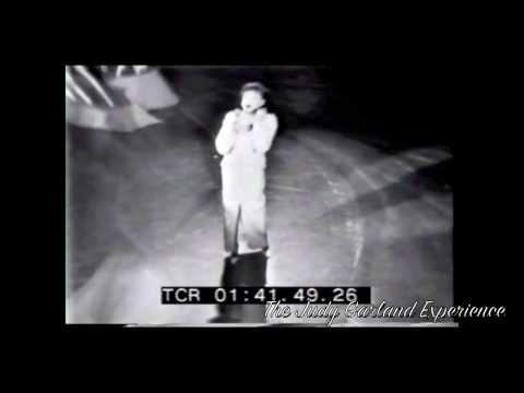JUDY GARLAND February 27 1966 concert segment