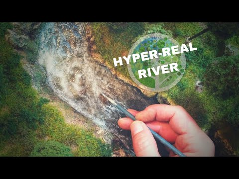 Stunning river diorama: how to make the ultimate realistic scene