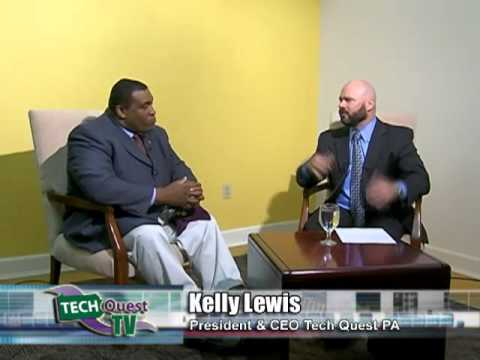 Tech Quest TV - Interview with Damon Anderson from the Dept. of Conservation and Natural Resources