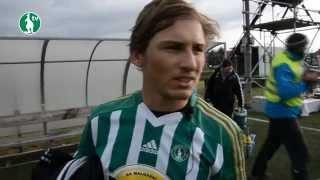 25. 1. 2015 - Bohemians Praha 1905 - FC Fastav Zlín 2:3 (1:2) - pozápasové rozhovory