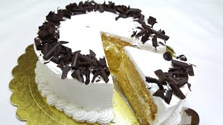 EGGLESS VANILLA CAKE WITHOUT OVEN   EGGLESS BIRTHDAY CAKE WITHOUT OVEN