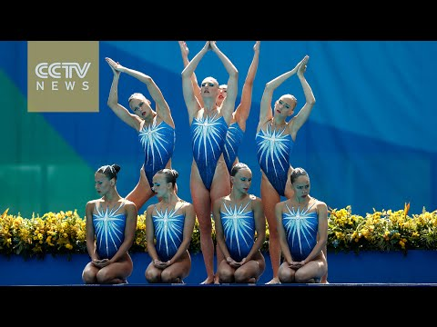Rio 2016: Russia captures team synchronized swimming gold for fifth straight Olympics