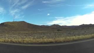 U.S. Route 93 South past Cerbat toward Kingman, Arizona, 19 December 2015, GP030038
