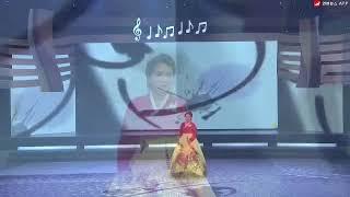 중국 벌리현조선족소학교 음악선생님 박춘실  신아리랑