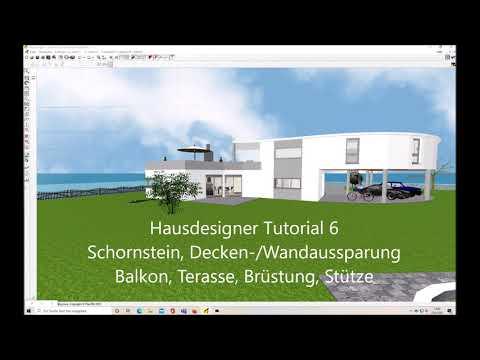 Hausdesigner Tutorial 6
