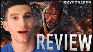 SKYSCRAPER - Movie Review thumbnail
