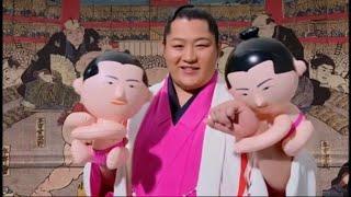 """Endo chante """"Minna de dakko chan"""" Sumo : actualités, tournois, doss..."""