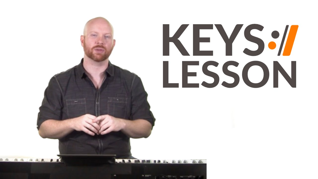 Sinking Deep Hillsong Young And Free Keyboard Tutorial
