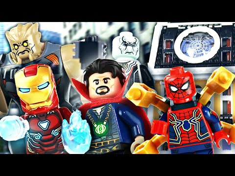 LEGO Avengers: Infinity War - Sanctum Sanctorum Showdown (76108) Review