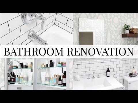 Guest Bathroom Renovation | Kendra Atkins