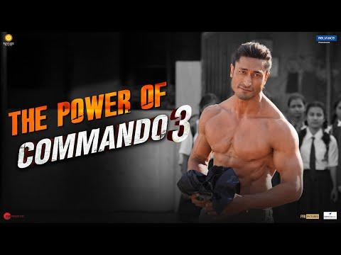 COMMANDO 3 |The Power Of Commando 3|Vidyut, Adah, Angira, Gulshan|Vipul Amrutlal Shah|In Cinemas Now