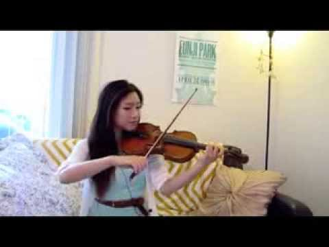 how to play demons by imagine dragons on violin