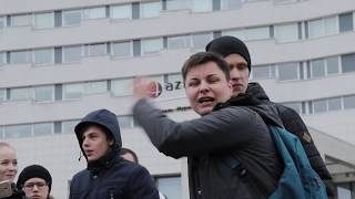 Митинг протеста в Мурманске   Навальный