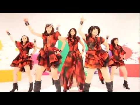 Berryz koubou shining power Another Dance Shot Ver