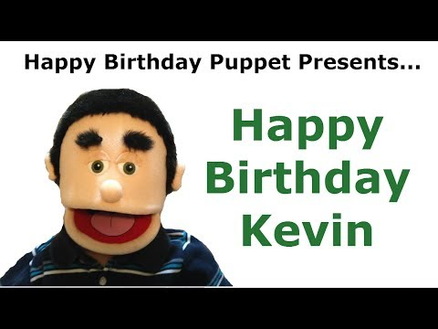 Funny Happy Birthday Kevin - Birthday Song