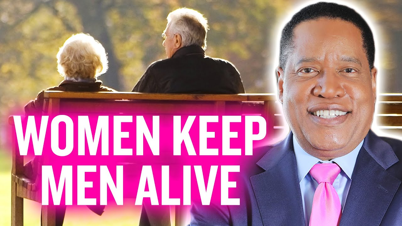 Why Some Men Survived COVID-19 (by Their Wives)   Larry Elder