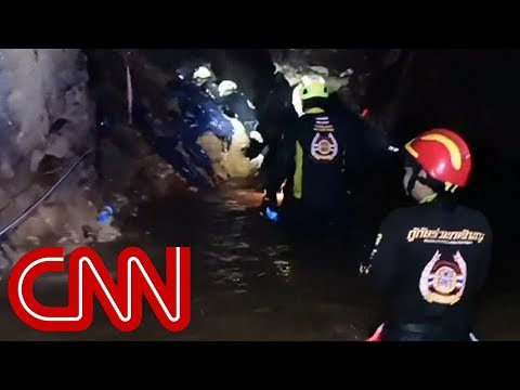All 12 boys, coach rescued from Thai cave