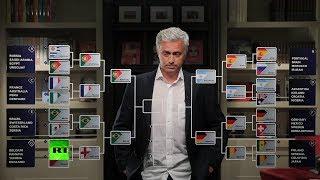 Predicciones de Mourinho: ¿Quién llegará a la final del Mundial?