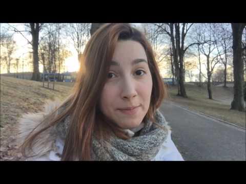 Student Vlog - Lara part 1
