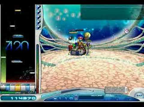 O2jam-Bride In Dream NX4(easy!!!u can do it too)