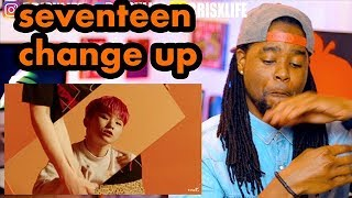 SEVENTEEN SVT LEADERS CHANGE UP MV REACTION