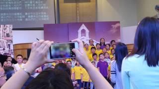 中華基督教會全完第一小學校110周年慶表演謝幕