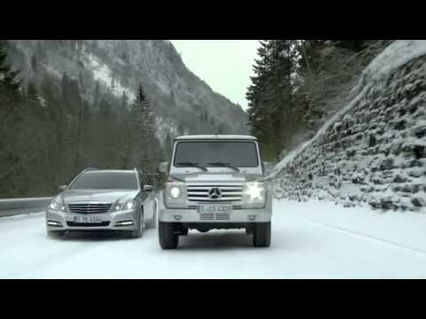 Mercedes Benz Schumacher Commercial