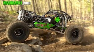 TIM CAMERON RACING HIS BOUNCER AND RZR BUGGY at Adventure Offroad Park