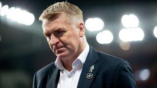Aston Villa vs Brighton 1-2 | Dean Smith Post Match Interview
