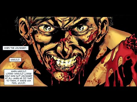 5 Disturbing & Shocking Moments From Comic Books