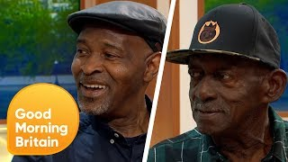 GMB Help to Reunite Windrush Family After 8 Years  Good Morning Britain