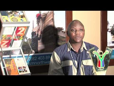 Emerging Tourism Entrepreneur of the Year Award 2011 winner