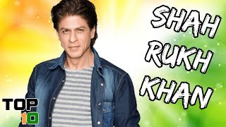 Top 10 Shah Rukh Khan Suprising Facts You Didn't Know | Bollywood Star