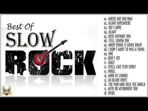 Best Slow Rock Love Songs Medley - Nonstop Slow Rock 80s 90s Playlist