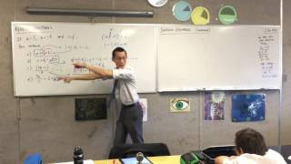 Solving Equations (1 of 2: Reviewing Algebraic Equations)