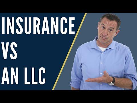 Insurance versus LLC | Mark J Kohler | Tax & Legal Tip