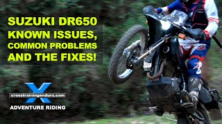 FFRC DR650 SERIES 3: known issues, common problems & fixes